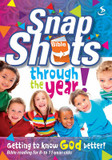 Snapshots Through the Year cover photo