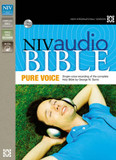 NIV Audio Bible Pure Voice cover photo