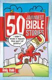 50 Jammiest Bible Stories cover photo