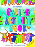 Ten Minute Easter Activity Book cover photo