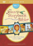 Jesus Storybook Bible Animated: Vol. 1 cover photo
