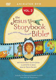 Jesus Storybook Bible Animated DVD, Vol. 2 cover photo