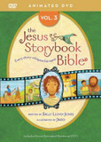 Jesus Storybook Bible Animated: Vol.3 cover photo