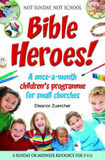 Not Sunday, Not School Bible Heroes!: A Once-a-month Children's Programme for Small Churches cover photo