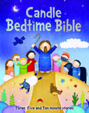 Candle Bedtime Bible cover photo