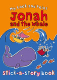 My Look and Point Jonah and the Whale Stick-a-Story Book cover photo