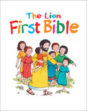 The Lion First Bible cover photo
