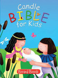 Candle Bible for Kids Board Book cover photo