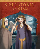 Bible Stories for Girls cover photo