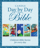 Candle Day by Day Bible: Children's Bible Stories for Every Day cover photo
