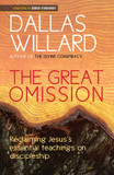 Great Omission: Jesus' Essential Teachings on Discipleship cover photo