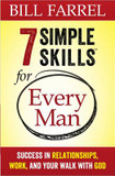 7 Simple Skills for Every Man: Success in Relationships, Work, and Your Walk with God cover photo