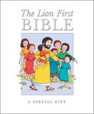 The Lion First Bible: A Special Gift cover photo