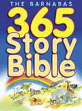 The Barnabas 365 Story Bible cover photo