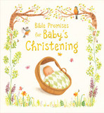 Bible Promises for Baby's Christening cover photo
