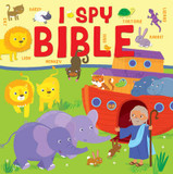 I Spy Bible: A Picture Puzzle Bible for the Very Young cover photo
