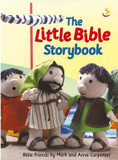 The Little Bible Storybook cover photo