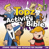 Topz Activity Bible cover photo