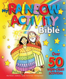 My Rainbow Activity Bible: Over 50 Wipe Clean Activities cover photo
