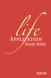 NIV Life Application Study Bible (Anglicised) cover photo