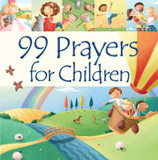 99 Prayers for Children cover photo
