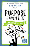 The Purpose Driven Life Devotional for Kids cover photo