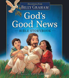 God's Good News Bible Storybook cover photo