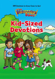 The Beginner's Bible Kid-Sized Devotions cover photo