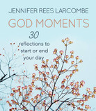 God Moments: 30 Reflections to Start or End Your Day cover photo