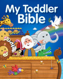 My Toddler Bible cover photo
