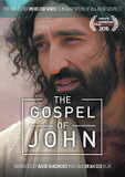 The Gospel of John: The First Ever Word for Word Film Adaptation of All Four Gospels cover photo