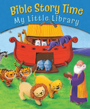 Bible Story Time My Little Library cover photo