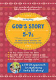 God's Story for 5-7s: 36 Bible-Based Sessions for Midweek and Sunday Groups cover photo
