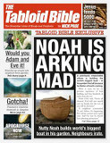 The Tabloid Bible cover photo