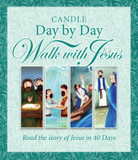 Candle Day by Day Walk with Jesus: The Story of Jesus Retold in 40 Days cover photo