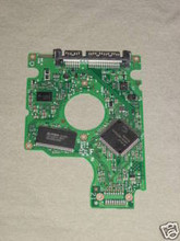 HITACHI HTS541080G9SA00 SATA MLC:DA1519 PN:0A27404 PCB 250510884832
