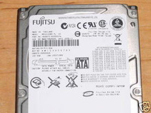 FUJITSU MHV2100BH PL, CA06672-B35500TW, 100GB, SATA 250493441579