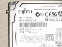 FUJITSU MHV2060BH PL, CA06672-B271000T, 60GB, SATA 250530000643