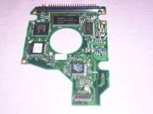 TOSHIBA MK4019GAX, HDD2171 F ZE01 T, 40GB, ATA/IDE PCB