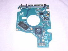 TOSHIBA MK1234GSX, HDD2D31 B ZK01, 120GB, SATA PCB
