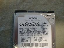 HITACHI HTS721060G9SA00 60GB SATA MLC: DA1373 0A27315
