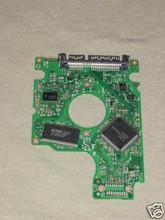 HITACHI HTS541080G9SA00 SATA MLC:DA1519 PN:0A27404 PCB