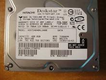 HITACHI HDS724040KLSA80, 400GB SATA MLC: BA1379 0A31100