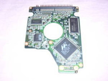 HITACHI DK23FB-40, A/A0A1 B/A, AJ100, 40.01GB PCB