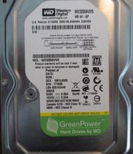 """10 pc. lot WD WD3200AVVS 3.5"""" 320gb 5400rpm Sata HDD (DOD tested & Wiped)"""