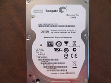 Seagate ST250LT003 9YG14C-500 FW:0001SDM1 WU 250gb Sata (Donor for Parts) W046D4C1 (T)