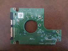 Western Digital WD7500BPVT-24HXZT1 (771692-505 03P) DCM:EBCTJAB 750gb Sata PCB