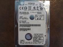 Hitachi HTS543216A7A384 PN:0J11521 MLC:DA3734 160gb Sata  (Donor for Parts) 41DN017M (T)