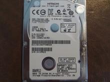 Hitachi HTS543216A7A384 PN:0J11521 MLC:DA3734 160gb Sata  (Donor for Parts) 1K1VPN1S (T)