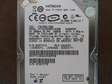 Hitachi HTE545050KTA300 PN:0A57319 MLC:DA2453 500gb Sata (Donor for Parts) VEGE3TPB (T)